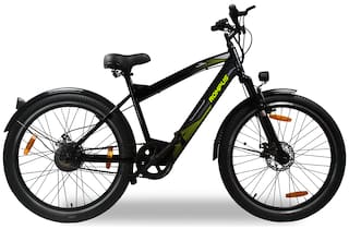 Nexzu Rompus 5.2 Ah Electric Bicycle (Ex-Showroom Price)