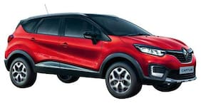 Renault CAPTUR RXE DIESEL(Booking Amount)
