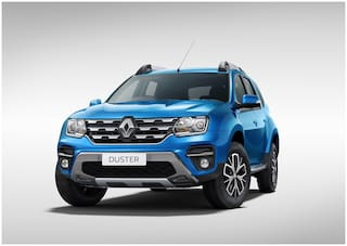 Renault Duster Diesel 110PS RXS (Booking Amount)