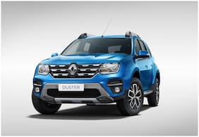 Renault Duster Diesel 110PS RXZ (Booking Amount)