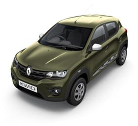 Renault KWID 1.0L RXT AMT Outback Bronze (Booking Amount)