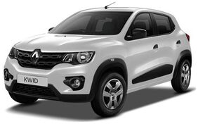 Renault KWID RXL Ice Cool White (Booking Amount) (Ex-Showroom Price : INR 344953)