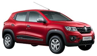 Renault KWID RXE 0.8 (Booking Amount)