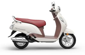 Suzuki Access 125 SE CBS BS-VI (Disc) (Ex-Showroom Price)