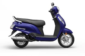 Suzuki Access 125 CBS BS-VI (Disc) (Ex-Showroom Price)