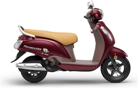 Suzuki Access 125 SE CBS BS-VI (Drum Brake Alloy wheel) (Ex-Showroom Price)