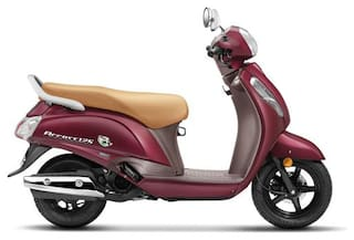 Suzuki Access 125 SE CBS - Disc (Ex-Showroom Price)