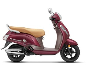 Suzuki Access 125 SE (Disc) CBS BS-IV (Ex-Showroom Price)