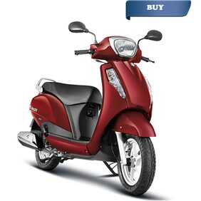 Suzuki All New Access 125 (Disc)