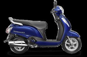 Suzuki Access 125 (Drum) CBS (Ex-Showroom Price)
