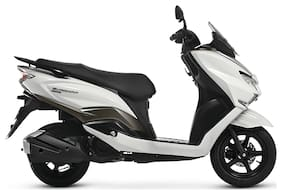 Suzuki Burgman BS-IV (Ex-Showroom Price)