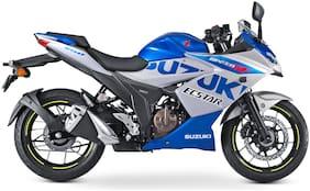 Suzuki Gixxer SF 250 Moto GP BS-VI (Ex-Showroom Price)