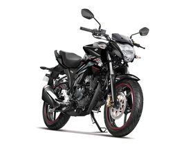 Suzuki Gixxer (Disc) (2018 Edition) (Ex-Showroom Price)