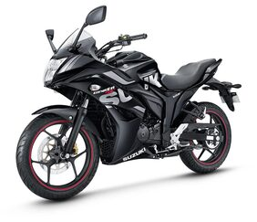 Suzuki GIXXER SF ABS (Ex-Showroom Price)