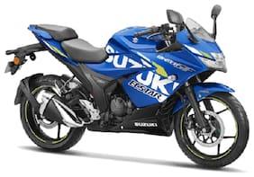 Suzuki Gixxer SF 150 Moto GP BS-VI (Ex-Showroom Price)