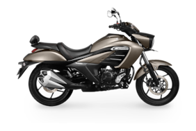 Suzuki Intruder 150 FI BS-VI (Ex-Showroom Price)