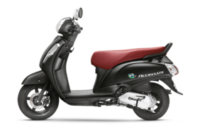 Suzuki The All New Access 125 SE (Disc) (Ex-Showroom Price)