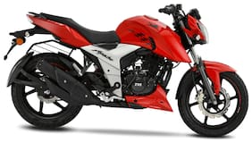 TVS Apache 160 4V Disc (Ex-Showroom Price)