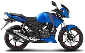 TVS Apache 160 Drum (Ex-Showroom Price)