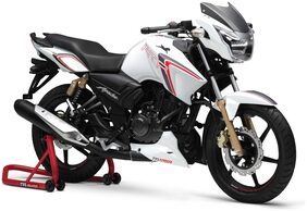 TVS Apache 180 Disc (Ex-Showroom Price)