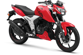 TVS Apache 160 ABS EFI (Ex-Showroom Price)