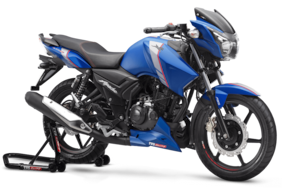 TVS Apache 160 ABS Disc (Ex-Showroom Price)