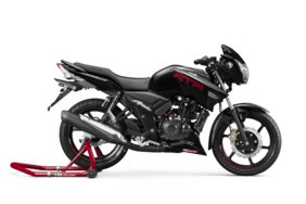 TVS Apache RTR 180 BS-VI (Ex-Showroom Price)