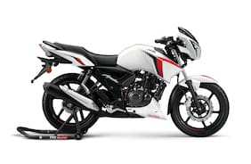 TVS Apache RTR 160 BS-VI (Disc) (Ex-Showroom Price)