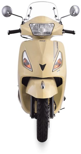 TVS Jupiter Classic Edition (Ex-Showroom Price With Accessories(Combo))