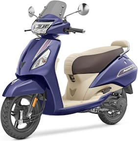 TVS Jupiter Classic BS-VI (Ex-Showroom Price)