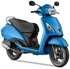 TVS Jupiter (Ex-Showroom Price)