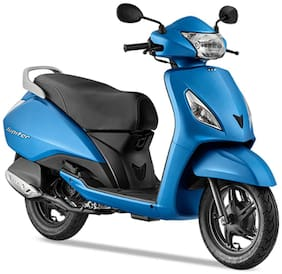 TVS Jupiter ZX (Ex-Showroom Price)