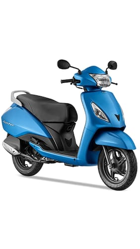 TVS Jupiter ZX Disc (Ex-Showroom Price)