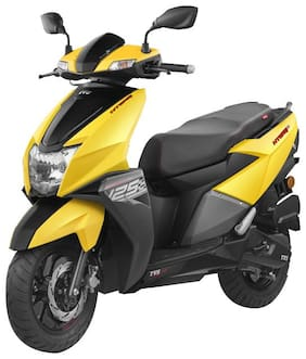 TVS Ntorq 125 Disc - HBS (Ex-Showroom Price)