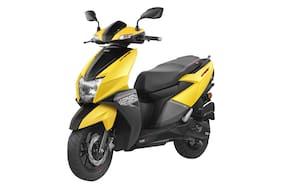 TVS Ntorq 125 Disc (Ex-Showroom Price)