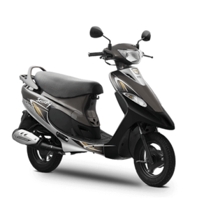 TVS Scooty PEP+ (Ex-Showroom Price)