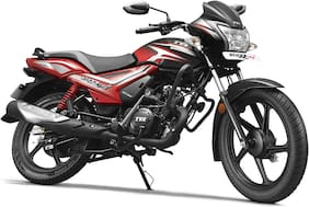 TVS StaR City+ Dual Tone BS-VI (Ex-Showroom Price)
