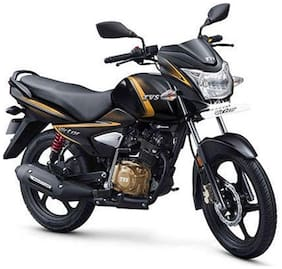 TVS Victor Premium Gold (Ex-Showroom Price)