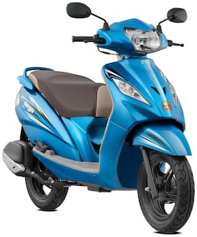 TVS Wego 110 Drum (Ex-Showroom Price)