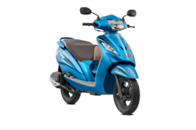 TVS Wego 110 Disc (Ex-Showroom Price)