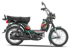 TVS XL 100 Comfort (Ex-Showroom Price)