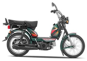 TVS XL 100 (Ex-Showroom Price)