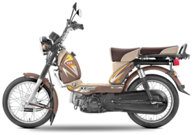 TVS XL100 Heavy Duty i-TOUCH start Special Edition BS-VI (Ex-Showroom Price)