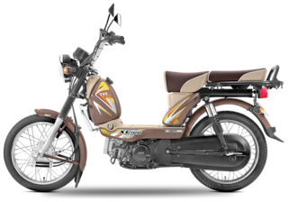 TVS XL 100 HD iTs Special Edition BS-VI (Ex-Showroom Price)
