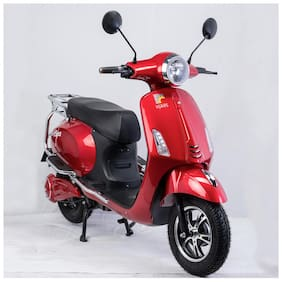 Ujaas eSpa LA 60V Electric Scooter (Ex-Showroom Price)