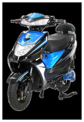 Ujaas eGo Li 60V Electric Scooter (Ex-Showroom Price)
