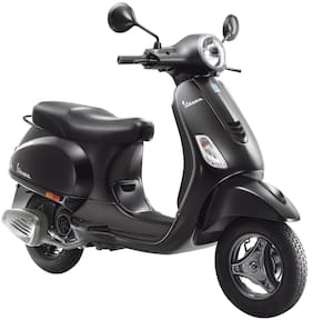 Vespa Notte 125 Cc BS-VI (Ex-Showroom Price)