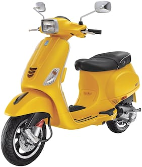 Vespa SXL 125 Matt Yellow  BS-IV (Ex-Showroom Price)