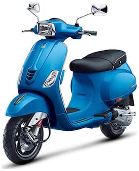 Vespa SXL 125  BS-IV (Ex-Showroom Price)