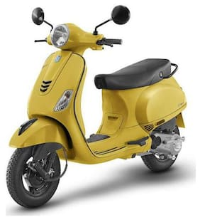 Vespa Urban Club 125 CBS BS-VI (Ex-Showroom Price)